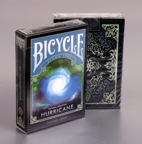 "Bicycle Natural Disasters ""Hurricane"" Playing Cards"
