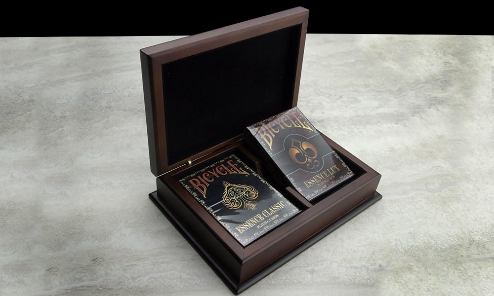 Bicycle Essence Limited Numbered Collector Box