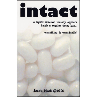 Intact by Black's Magic & Jesse Feinberg