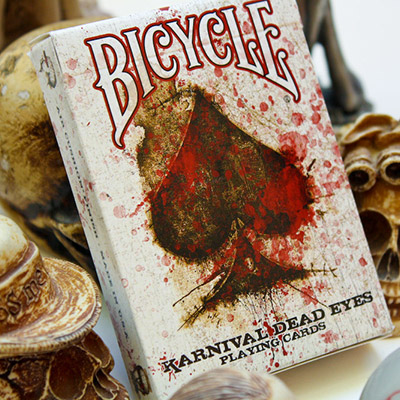 Karnival Dead Eyes Deck by Big Blind Media - (Out Of Print)