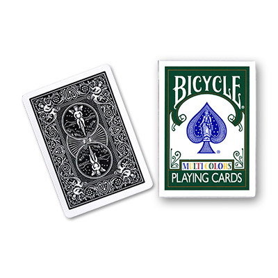 Multicolored Bicycle Deck by US Playing Card Company