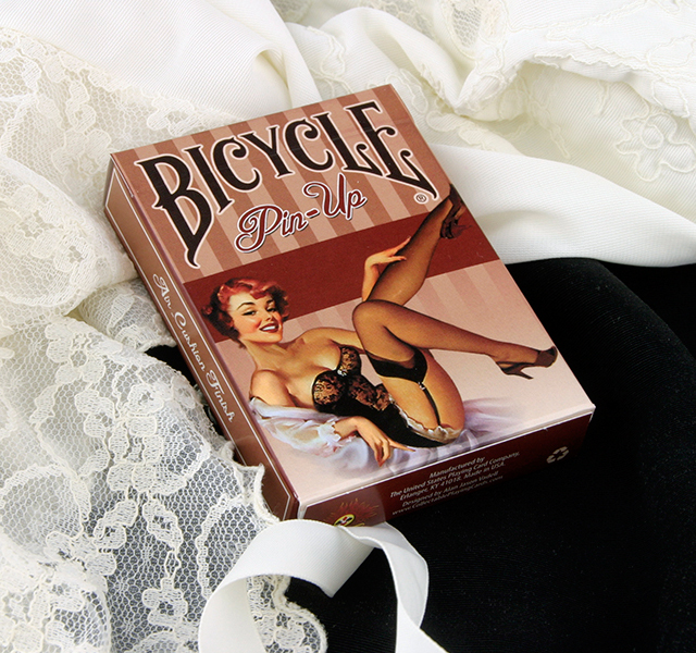 Bicycle Pin Up Deck by Collectable Playing Cards