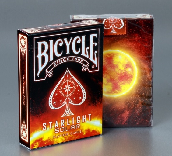 Bicycle Starlight Solar Playing Cards