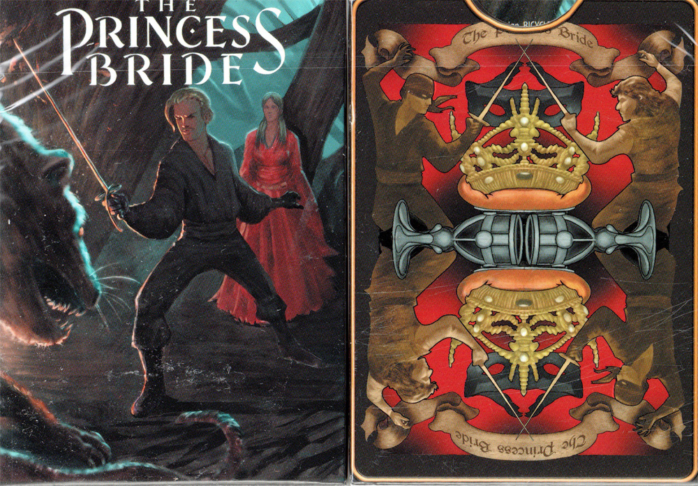 The Princess Bride Deck - Stormin da Castle