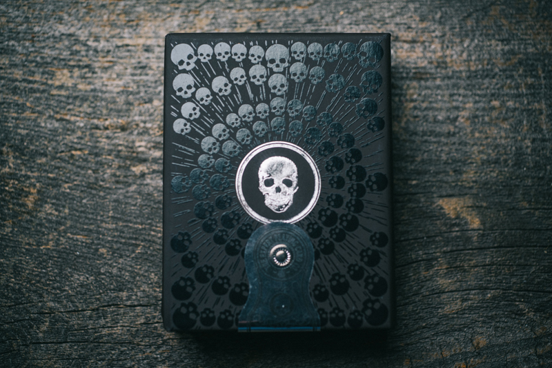 Superior - Skull & Bones Playing Cards - PHANTOM EDITION