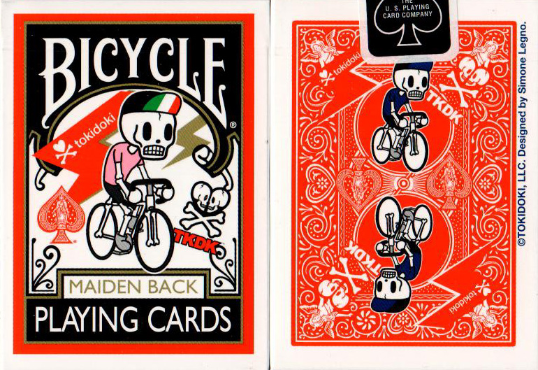 Bicycle Tokidoki Playing Cards