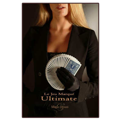 Ultimate Marked Deck (BLUE Back Bicycle Cards) - (Out Of Print)