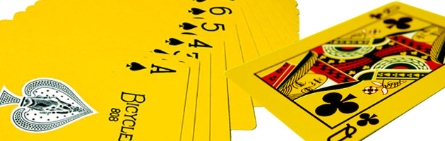 Yellow Deck