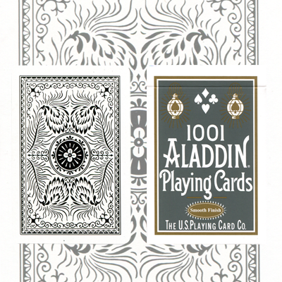 The Aladdin Deck by The Blue Crown - (Out Of Print)
