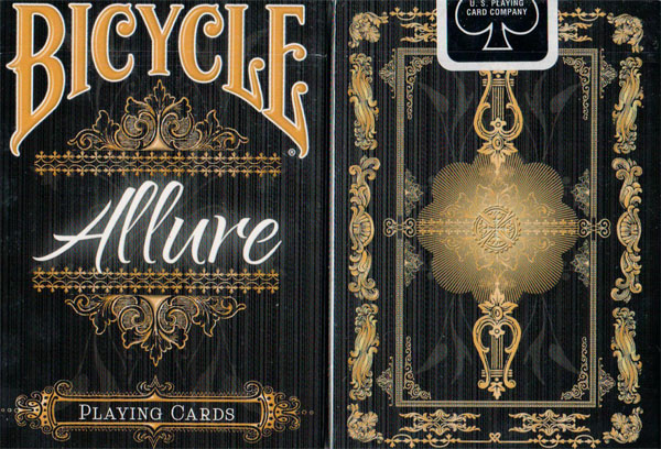Bicycle Allure Playing Cards