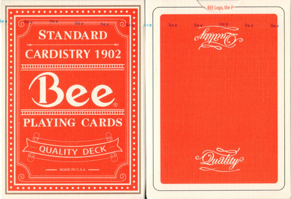 Quality Red Bee - (Out Of Print)