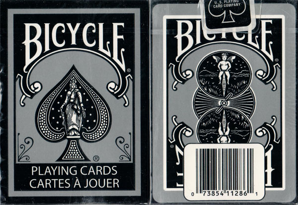 Bicycle - Silver Edition Deck