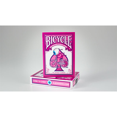 Bicycle Street Art deck by US Playing Card Co.