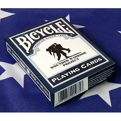 Bicycle Wounded Warrior Cards by US Playing Card