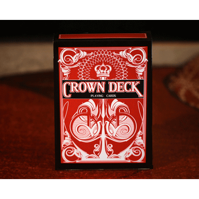 The Crown Deck (RED) from The Blue Crown - (Out Of Print)