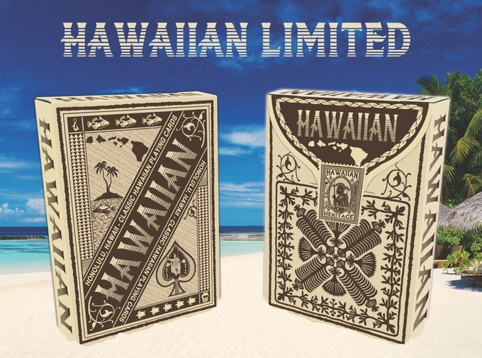 Bicycle Hawaiian Heritage Playing Cards Limited