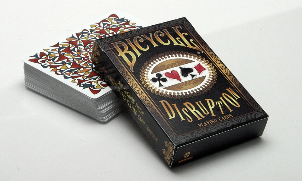 Bicycle Disruption (Limited Edition) Playing Cards