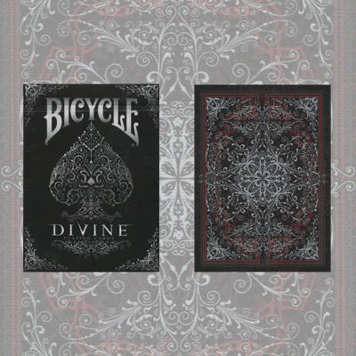 Bicycle Divine Deck by US Playing Card