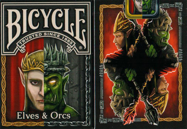 Bicycles Elves & Orcs