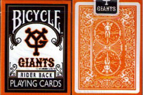 Bicycle Yomiuri Giants Deck