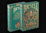 Bicycle Goat Deco Playing Cards