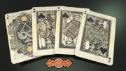 Gold Certificate Playing Card Deck by Jackson Robinson - (Out Of Print)