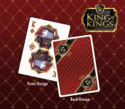 Bicycle King Of Kings Limited Edition Black Tuck Case Playing Cards