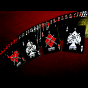 Samurai Deck V2 by USPCC and Marchand de Trucs