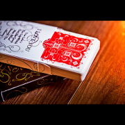 Love Art Deck(Red / Limited Edition)deck By Bocopo.co USPPC