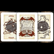 Bicycle Plugged Nickel Playing Cards by Matt Drake