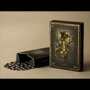 Leonardo Gold Edition by Art of Playing Cards Company