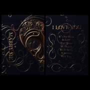 Love Promise Gold Deck by Aloy Studio