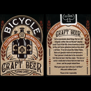 Bicycle Craft Beer Deck by US Playing Card Co.