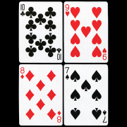 Spectrum 52 Deck by US Playing Card