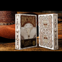 Plugged Nickel Playing Cards (Rusted Tin) by Matt Drake