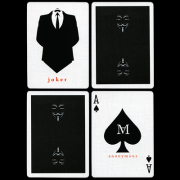 Magician\\\'s Anonymous Playing Cards by US Playing Cards