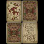 Bicycle Bronze Age Playing Cards by US Playing Card