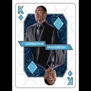 Breaking Bad Playing Card (Blue)