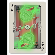 Ghostbusters Playing Card