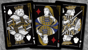 Magna Carta Royals Edition Deck by Alexander Chin