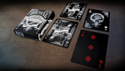 Bicycle Middle Kingdom (Black)  Playing Cards Printed by US Playing Card Co
