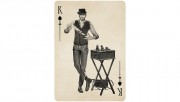 Buskers Exclusive Edition Playing Cards by Erik Mana