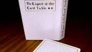 Expert at the Card Table Playing Cards (Limited edition)