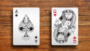 1st Edition White Deck (Playing Card) by Four Point Playing Cards