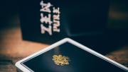 Zen Pure Gold Playing Cards by Expert Playing Cards