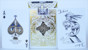 Egypt Legends Playing Cards (Blue)  by Expert Playing Cards