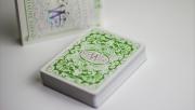 Chameleon Playing Cards  signed By Asi Wind (Green) by Expert Playing Cards