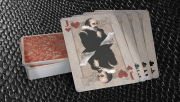 Montague vs Capulet Playing Cards by LUX Playing Cards