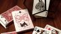 Ravn Playing Cards (Red) Designed by Stockholm17