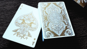 Bicycle Gold Asura Playing Card by Card Experiment